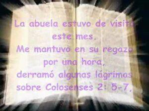 Imágenes Reflexiones de la Biblia (2)