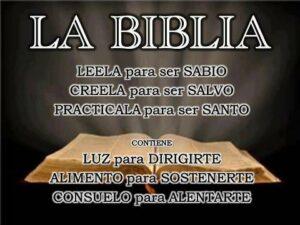 Imágenes Reflexiones de la Biblia (6)