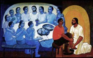 Imágenes de Reflexión en el Jueves Santo (1)