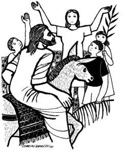 Imágenes de Reflexión en el Jueves Santo (2)
