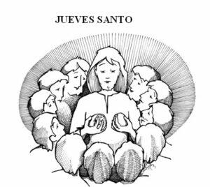 Imágenes de Reflexión en el Jueves Santo (4)