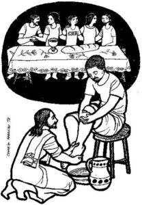 Imágenes de Reflexión en el Jueves Santo (5)