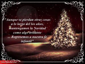 Imágenes con Reflexiones sobre la Navidad (1)