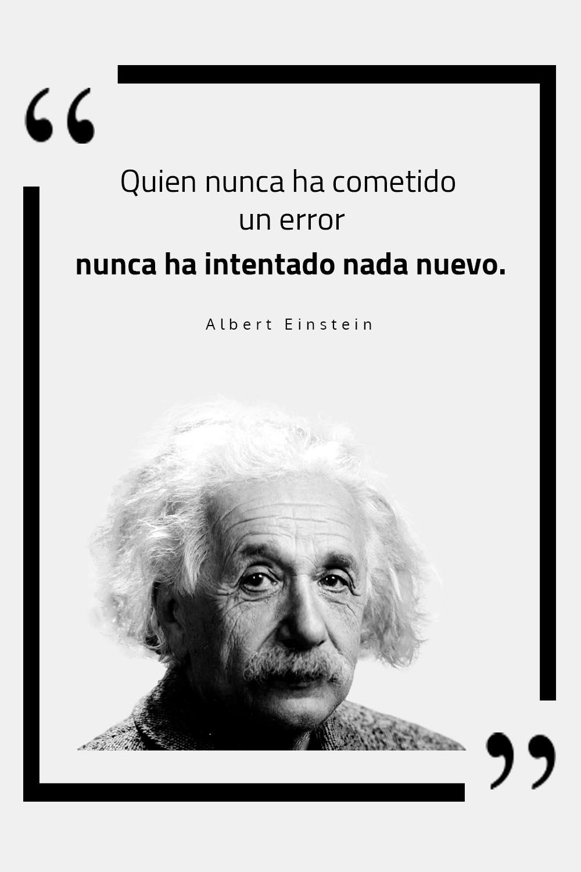 10 frases célebres de Albert Einstein