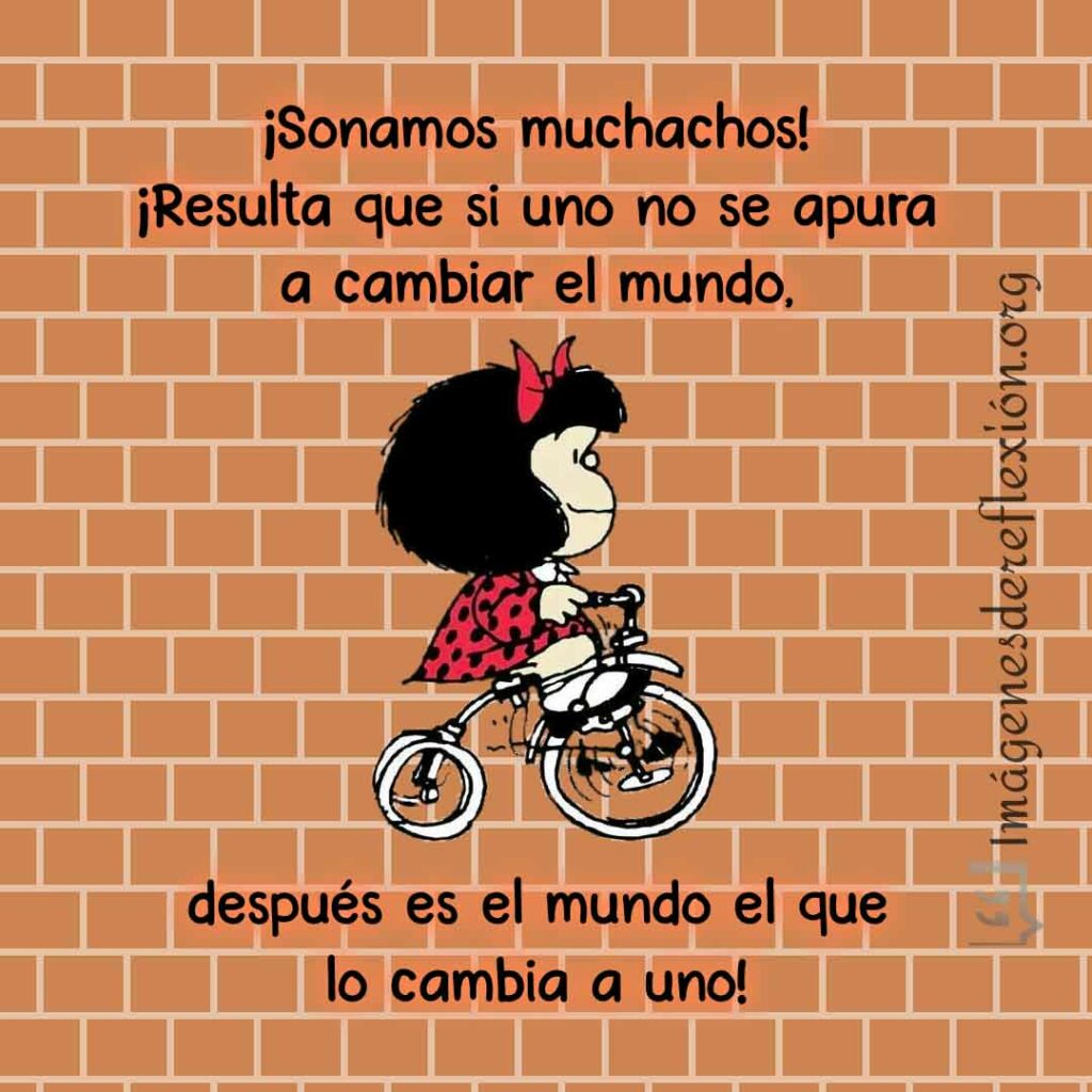 Mafalda frases